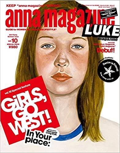 anna magazine vol.10