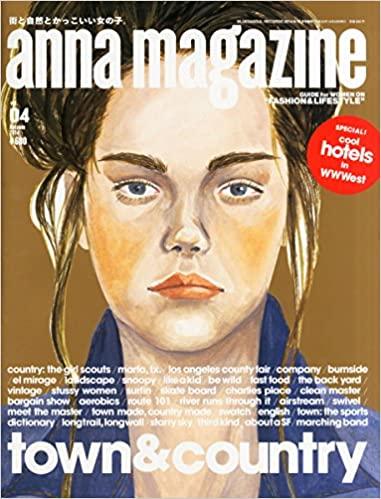 anna magazine Vol.4